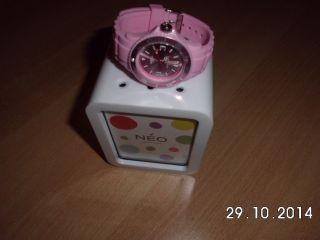 Neo Watch Armbanduhr Rosa Bild