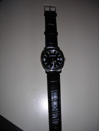 Auriol Armbanduhr Herrenuhr Uhr Herren Damen Damenuhr Bild