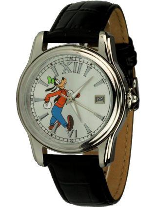 Disney Automatikuhr Mit Goofy Motiv Sammleruhr,  Cartoon,  Ovp Bild