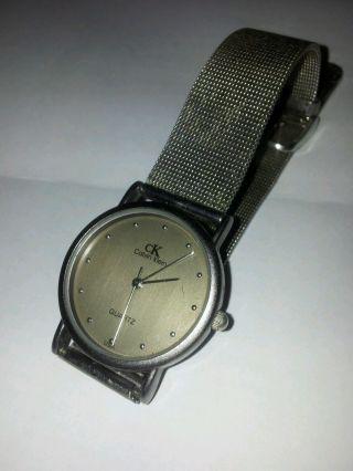 Calvin Klein Armbanduhr Für Herren Bild