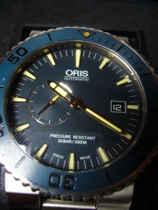 Oris Diver Maledives Automatic Limited Edition Und Ungetragen 1980,  00€ Bild