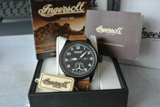 Ingersoll Herren Fliegeruhr Chinoook Limited Edition Bild