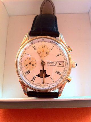 Eberhard Armbanduhr Mondphase Linitee243/500 Automatic Bild