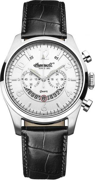 Ingersoll - Chelsea - Inq007whsl Sehr Schöne Armbanduhr Mit Quartzwerk Bild