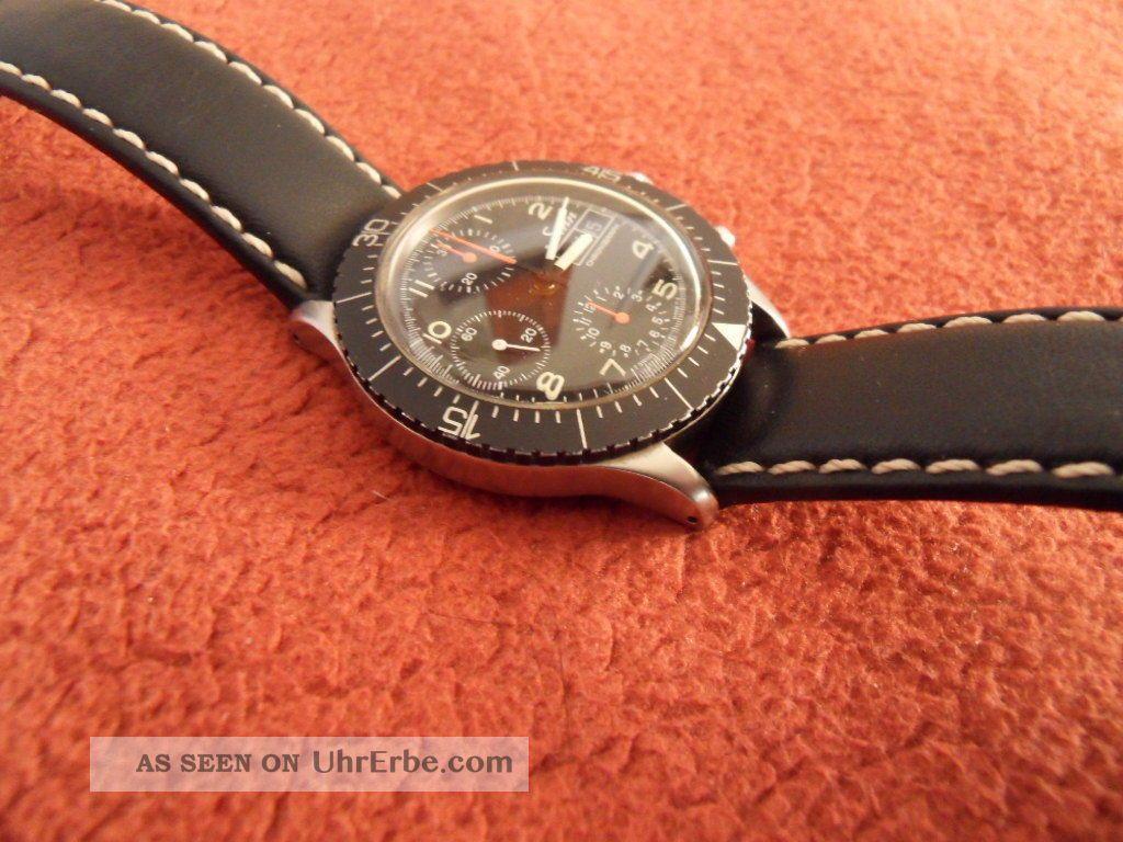 Sinn Fliegerchronograph Modell 256 Armbanduhren Bild