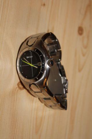 Dkny Uhr Unisex Ny - 5001 Edelstahl Mit Originalverpackung Bild
