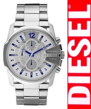 Diesel Uhr Chronograph Juwelier Dz4181 Bild