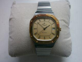 Schicke Royal Quarz Armbanduhr FÜr Damen Und Herren Bild