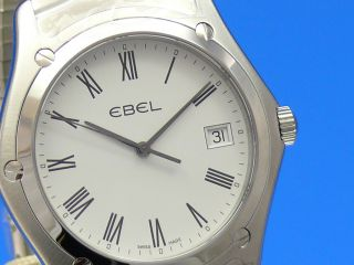 Ebel Classic Gent 1215438 Lp.  2000€ Neuware Vom Uhrencenter Berlin Bild