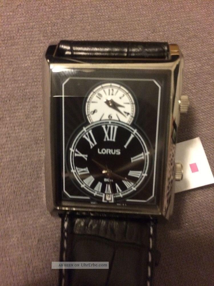 Lorus - Herrenuhr - Armbanduhren Bild