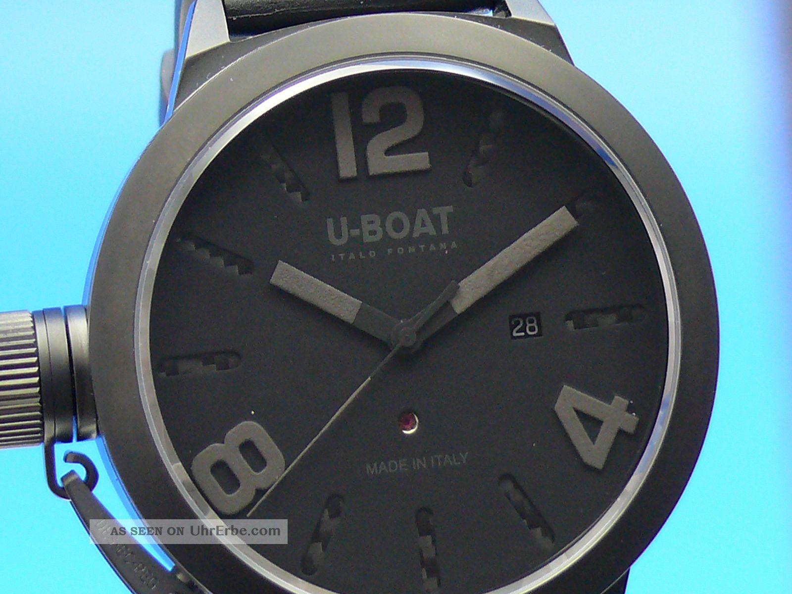 U - Boat Classico 5573 Herren Automatik 53 Mm Lp.  2200€ Armbanduhren Bild