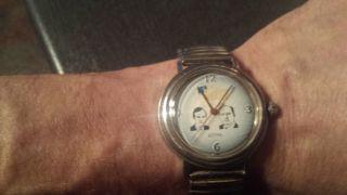 Wostok Russische Handaufzug Herren Uhr Mechanisch Bild