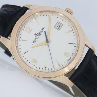 Jaeger - Lecoultre Master Control Gold Automatik Uhr Ref.  Q1542520 176.  2.  40s Bild