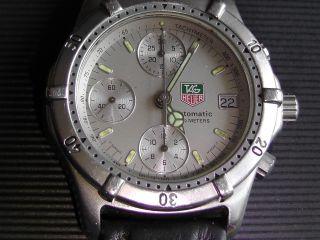 Tag Heuer Automatic Chronograph Aus Der 2000er Serie Bild