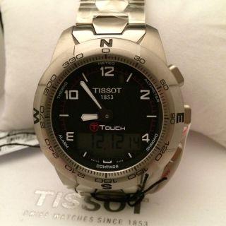 Tissot T - Touch 2 T047.  420.  44.  057.  00 Bild