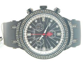 Herren Armbanduhr Joe Rodeo Jojo Master Edition 242 Echter Diamant 2.  20kt Jjm96 Bild