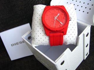 Diesel Armbanduhr Dz1589 Rot Sl - Size 46 Mm Bild