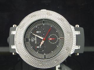 Armbanduhr Herren Ice Mania Jojo Icetime Jojino Joe Rodeo Diamant Weiß Im1222 Bild
