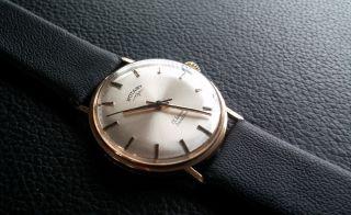 Rotary - 333er 9kt Gold - Swiss Made - Vintage Uhr - Bild