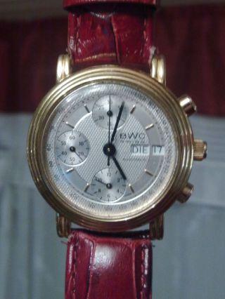 Bwc Herren -,  Dammenuhr,  Uhren Chronograph 4 038 0 0 05 Bild