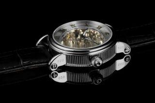 Carucci Automatik Herren Uhr Catanzaro Ii Ca2203bk Schwarz Bild