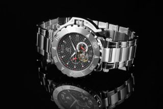 Carucci Uhr Automatikuhr Herrenuhr Ca2199bk Teramo Automatic Bild