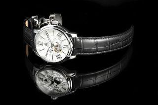 Carucci Uhr Automatik Herrenuhr Ca2205sl Adrano Ii Automatikuhr Bild