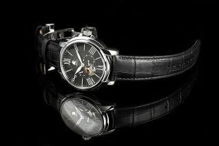 Carucci Uhr Automatik Herrenuhr Ca2205bk Adrano Ii Automatikuhr Bild