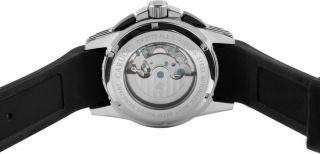 Carucci Automatikuhr Ca2178bk Uhr Herrenuhr 5 Atm Kautschukarmband Bild