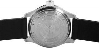 Carucci Automatik Herren Uhr Ca4104bk Schwarz Kautschukarmband Savona 30 Atm Bild