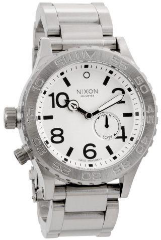 Herren Uhr Nixon The 42 20 Tide Nagelneu A035 100,  A035100 Bild