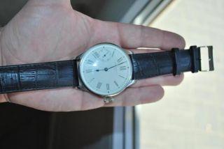Armbanduhr Modern Patek Philippe Gondolo GehÄuse Stahl Mineralglas Bild