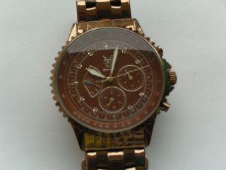 KÖnigswerk Ploytos Diamanten Uhr Luxus - - Ungetragen Bild