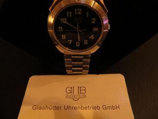 Glashütte - Gub Herrenuhr Bild