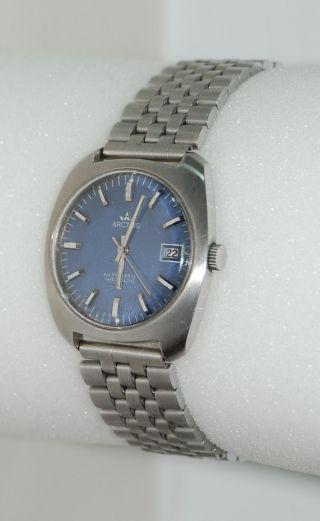Arctos Automatic Incabloc - Herren Armbanduhr (8464 - 13) Bild