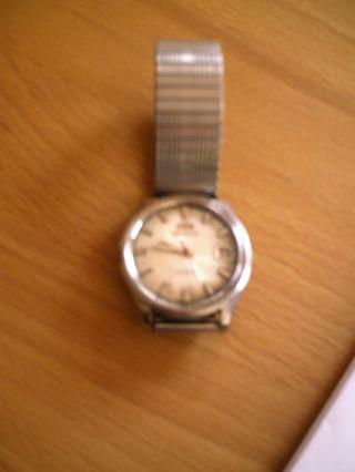 Orient 12586 Herren Armbanduhr - Alt - Bild