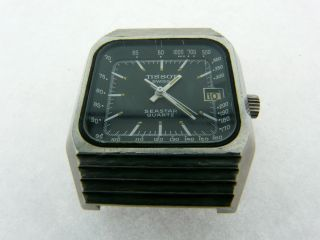 Tissot Seastar Swiss Made Quarz Werk T20901 Bild