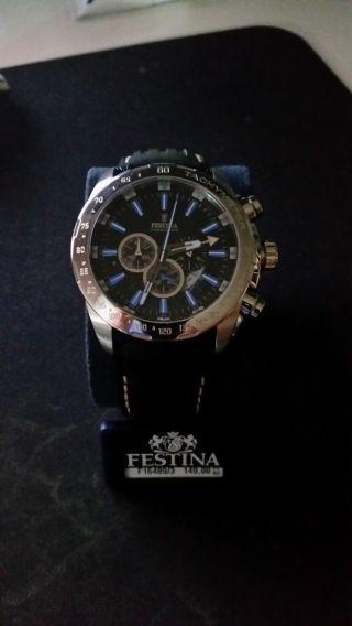 Festina - Herren - Chronograph F16489/3 Bild