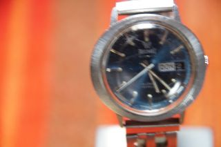 Herren Armbanduhr Precimax Automatic 60er / 70er Bild