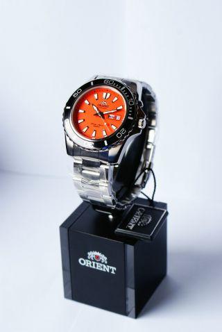 Orient Mako Xl Diver Fem75001m Bild