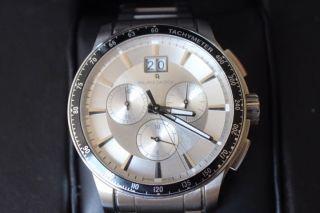Maurice Lacroix Miros Sport Chronograph 40mm Herren Armbanduhr Box Und Papiere Bild