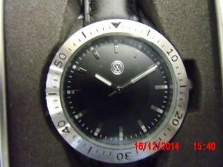 Orig.  Vw Herren Armbanduhr Bild