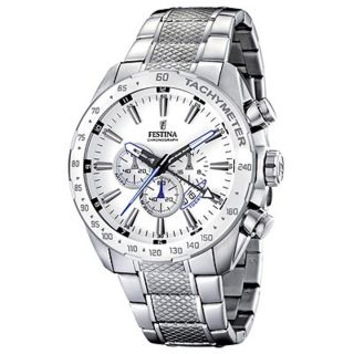 Festina F16488/1 Herrenuhr Stoppuhr In 46 Mm Bild