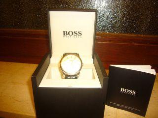 Hugo Boss Herren Armbanduhr Hb.  135.  1.  14.  2333 Bild