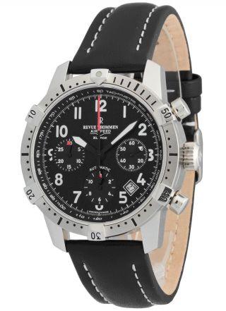 Revue Thommen Airspeed Xlarge Commander Chronograph 16055.  6537 Bild