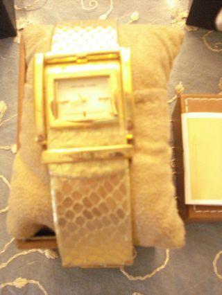 Uhr Von Michael Kors Mit Lederband Mk2133 Bild