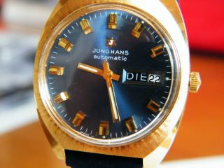 Junghans Meister Automatic Herren Uhr Bild
