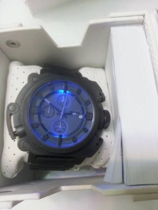 Diesel Blackbird Dz4244 Herren Armbanduhr Chronograph Top Selen Bild
