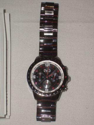 Dolce & Gabbana - Herrenarmbanduhr Time Dwo 192 Bild