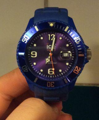 Ice - Watch Armbanduhr,  Blue,  Big Bild